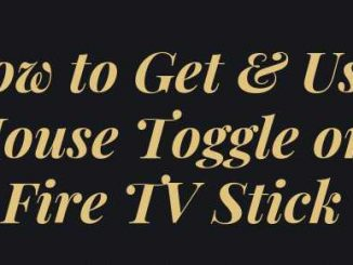 How to Install Mouse Toggle on Fire TV / Stick / Cube