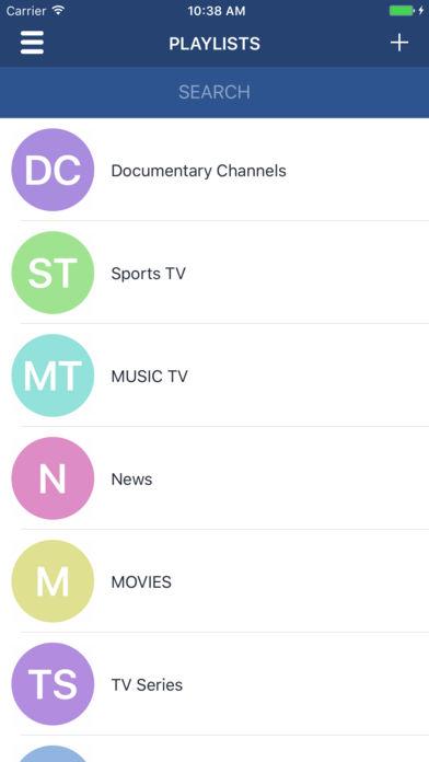 GoTV - M3U IPTV Player - Husham com
