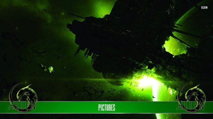 Alien Build theme 1