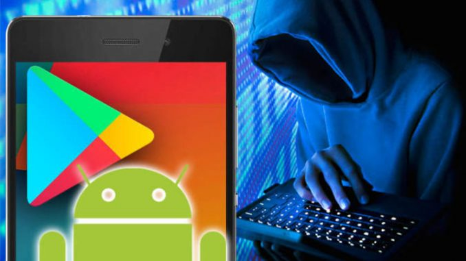 Android WARNING: Malware spread from Google Play Store can SPY on you