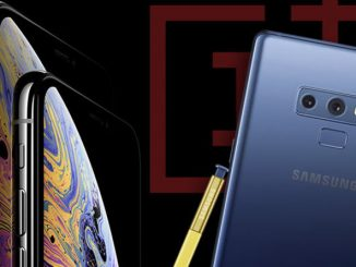 iPhone Xs v OnePlus 6 v Galaxy Note 9 - One of these smartphones just embarrassed the rest