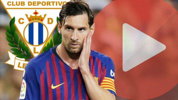Barcelona vs Leganes live stream: How to watch La Liga match live online