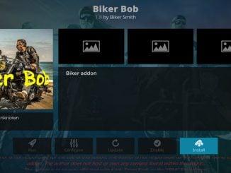 Biker Bob Addon Guide - Kodi Reviews