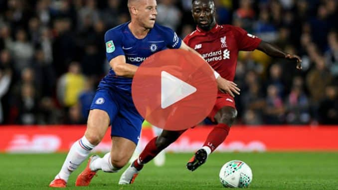 Chelsea vs Liverpool LIVE STREAM - How to watch Premier League football online