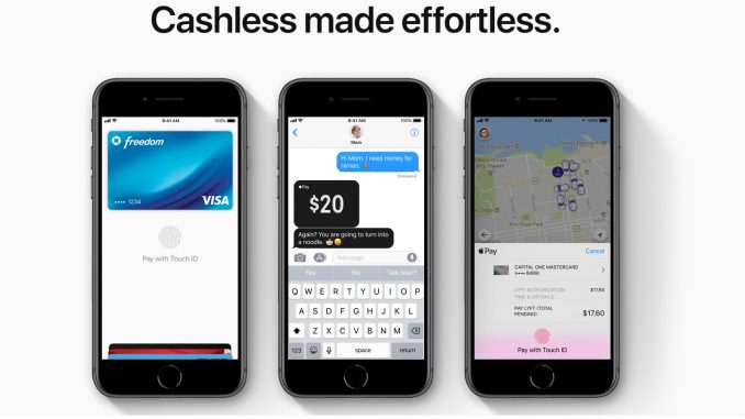 Data Localization Law Prevents Apple Pay from Coming to India