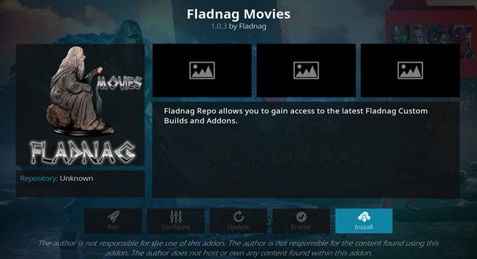 Fladnag Movies Addon Guide - Kodi Reviews