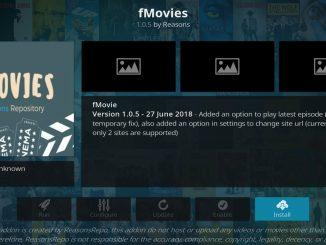 Fmovies Addon Guide - Kodi Reviews