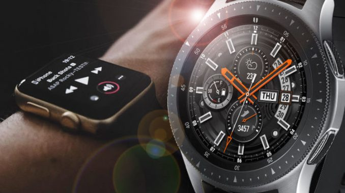 Galaxy Watch v Apple Watch - Why Samsung has a big issue to deal with