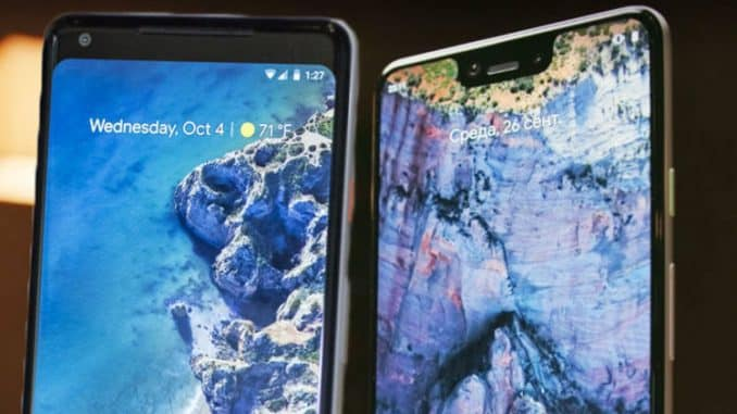 Google Pixel 3 vs Google Pixel 2 - One of the biggest differences revealed