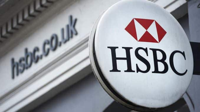 HSBC DOWN - Online banking not working as customers left unable to log in