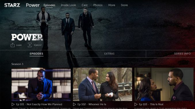 How to Watch Starz Outside the US