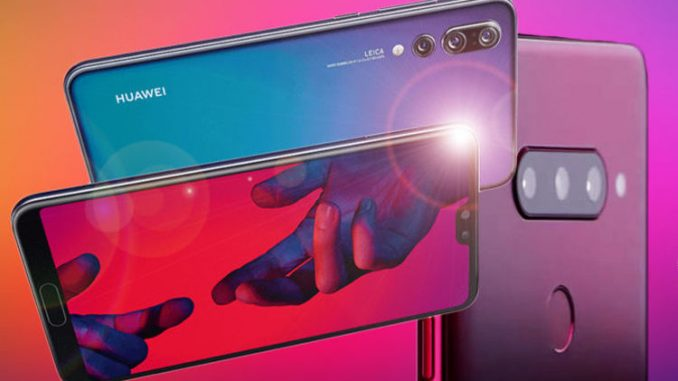 Huawei P20 Pro has a triple-camera challenger as LG shows off its V40 ThinQ flagship
