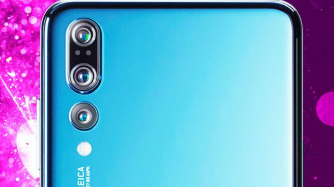 Huawei P20 Pro is about to get faster as big new update is revealed