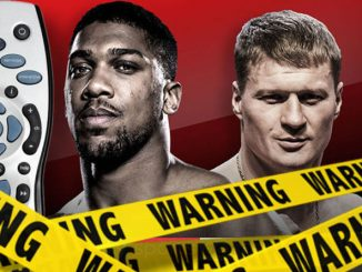 Joshua v Povetkin free live stream WARNING - Boxing fans targeted in shock new crackdown