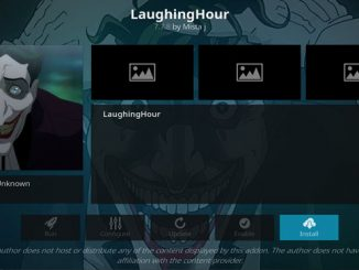 LaughingHour Addon Guide - Kodi Reviews