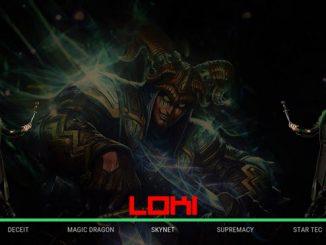 Loki Build 1