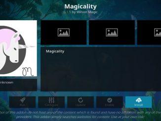Magicality Addon Guide - Kodi Reviews