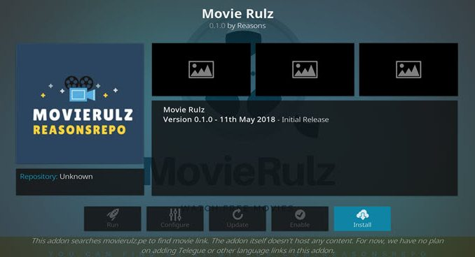 Movie Rulz Addon Guide - Kodi Reviews