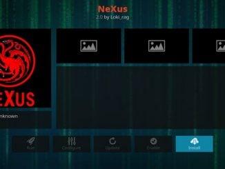 Nexus Addon Guide - Kodi Reviews