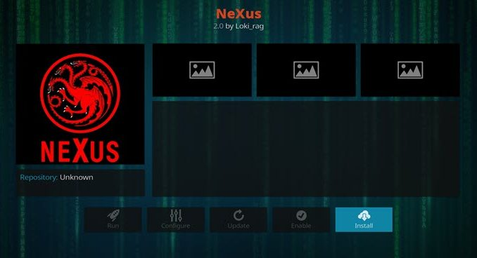 Nexus Addon Guide - Kodi Reviews