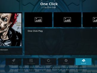 One Click Addon Guide - Kodi Reviews