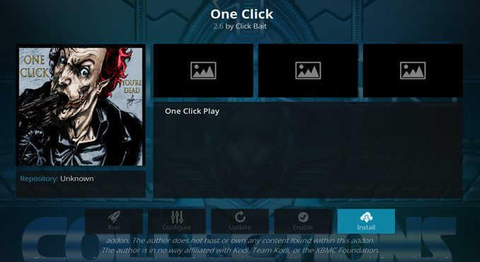 One Click Addon Guide - Kodi Reviews