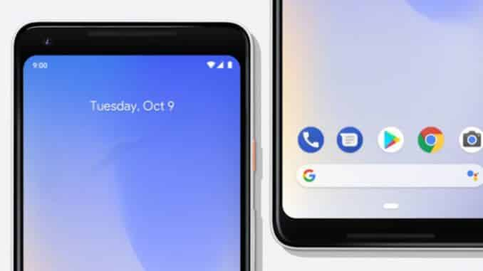Pixel 3 leaks again and provides the most detailed look yet at Google's new phone