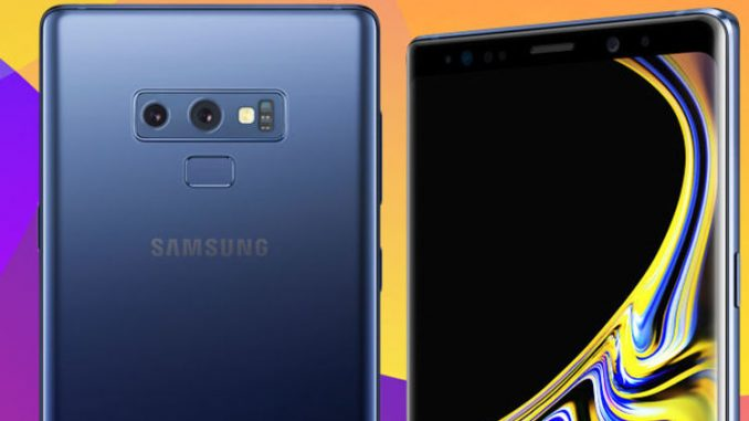 Samsung Galaxy Note 9 could soon look very different as new leak emerges