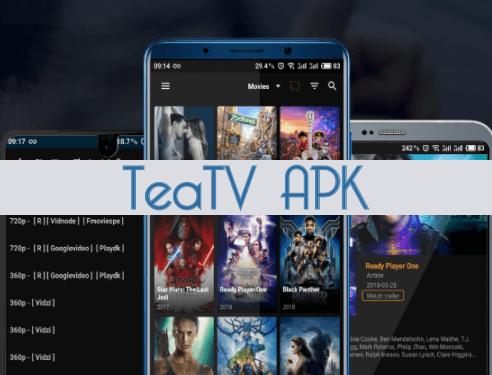 TeaTV Android APK Guide: Terrarium Alternative