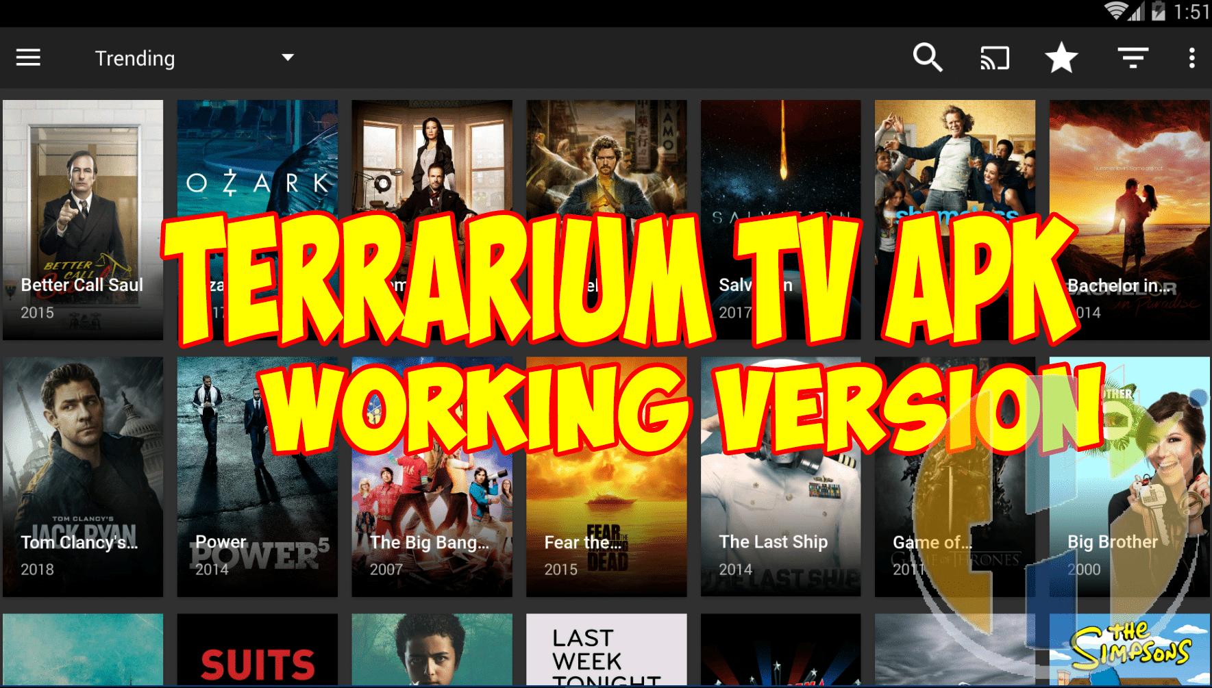 Download Working Version Of Terrarium Tv Apk Husham Com Apk
