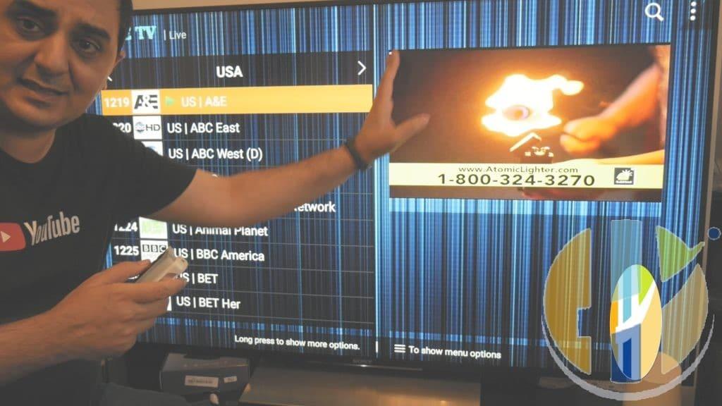 IPTV Firestick 5$ - ACE TV APK / KODI - Husham com APK