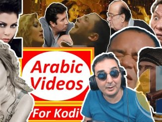 arabic Video KODI Addon Arabic TV Arabic Movies Arabic Ramadan