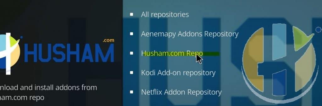 KODI 18 WITH 25 ADDONS Skin Husham Confluence - Husham com KODI