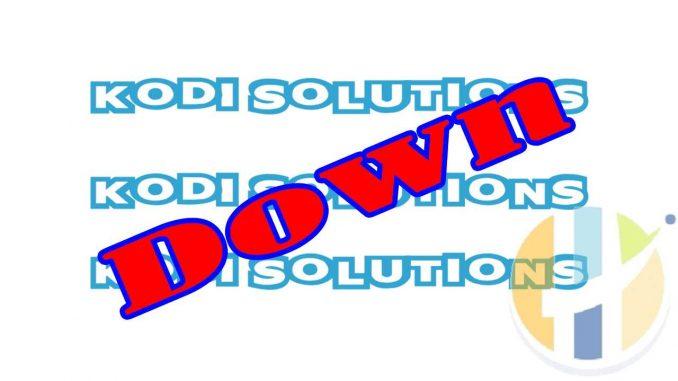 KODI SOLUTIONS IPTV DOWN - Husham com