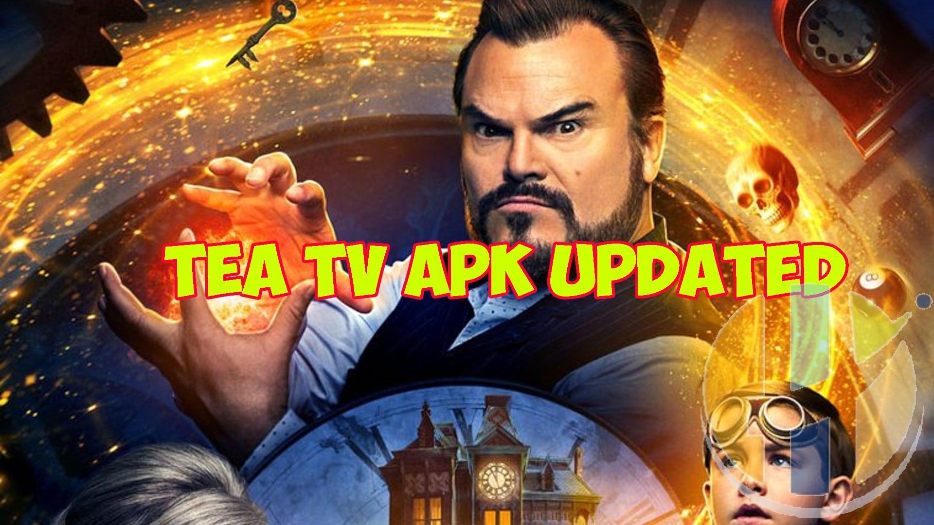 Tea TV APK Updated 6 9 - Husham com APK