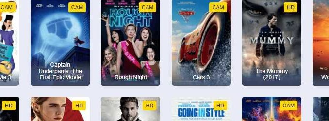 123movies Was Shut Down Following a Criminal Investigation