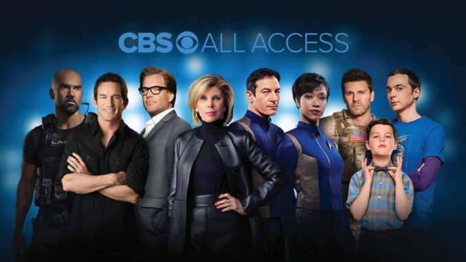 CBS All Access devices