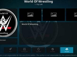 World of Wrestling Addon Guide
