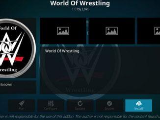 World of Wrestling Addon Guide