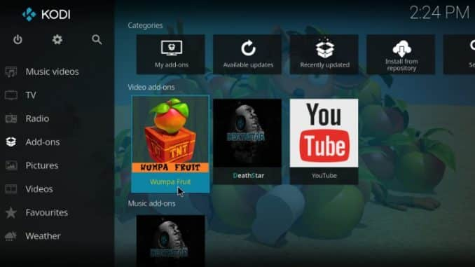 How to Install Wumpa Fruit Kodi Addon Quickly (2018)