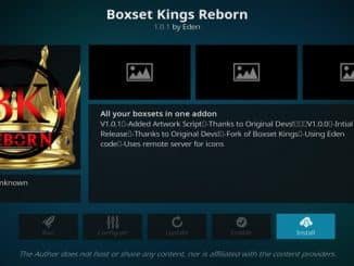 Boxset Kings Reborn Addon Guide