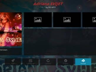 Adriana Svijet Addon Guide - Kodi Reviews
