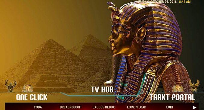 Ancient Egypt Build 2