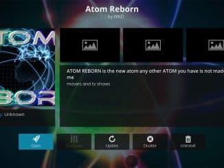 Atom Reborn Kodi Addon – Installation Guide & Features Walkthrough