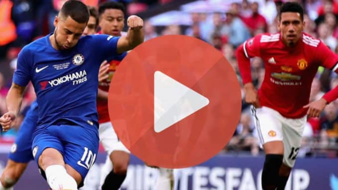 Chelsea v Man Utd LIVE STREAM: How to watch Premier League football live online