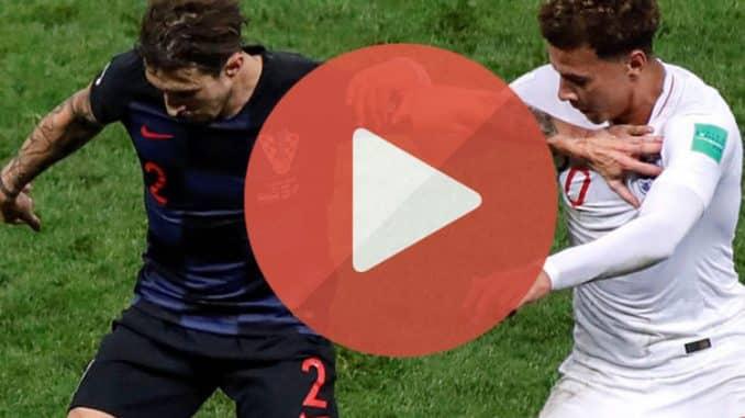 Croatia v England live stream - How to watch UEFA Nations League online