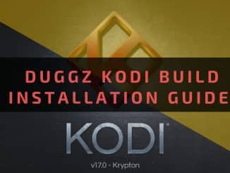 Duggz Kodi Build – Easy Installation, Great Visuals & Plenty of Content!