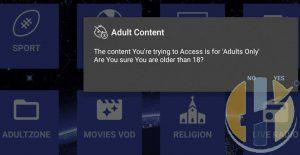 FREEFLIX TV OR NETFLIX IPTV and Adult Live TV - Husham com APK