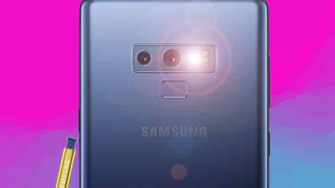 Galaxy Note 9 could be more tempting to Samsung fans if this Galaxy Note 10 news is true