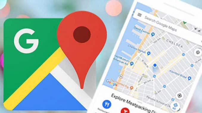 Google Maps directions: How to use the Google Maps on your phone